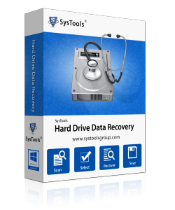 hard drive data recovery box